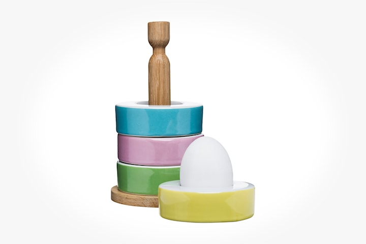 Sagaform äggkopp 4-pack