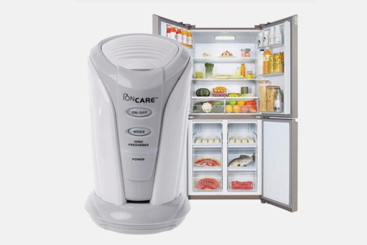 Luftrenser til kjøleskap