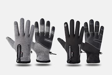 Handskar med touch