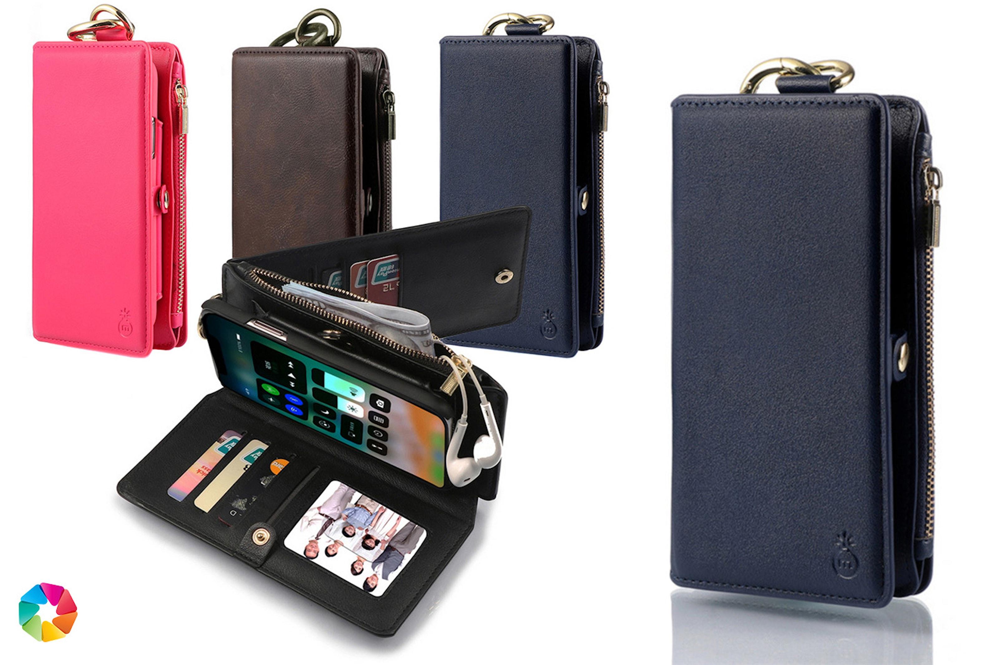 Plånboksfodral för iPhone