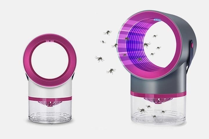 Mygglampa med USB