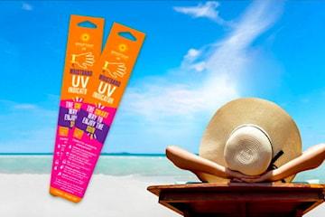 UV-indikationsarmband 5-pack