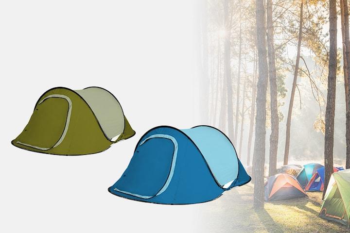 Pop up-tält 2 personer