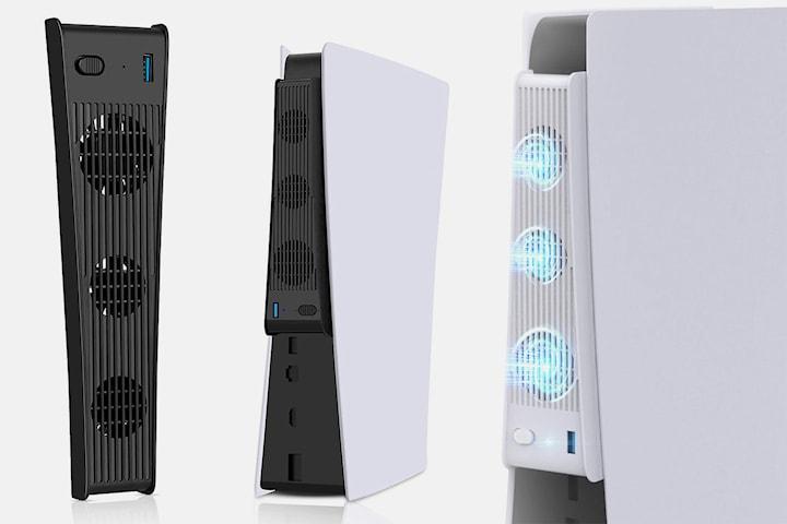 Kylfläkt för PS5