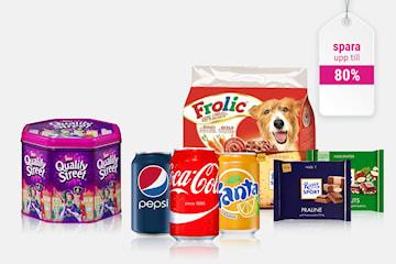 Medlemsrabatt på livsmedel hos BigSavr: 3 mån för 49 kr (värde 297 kr)