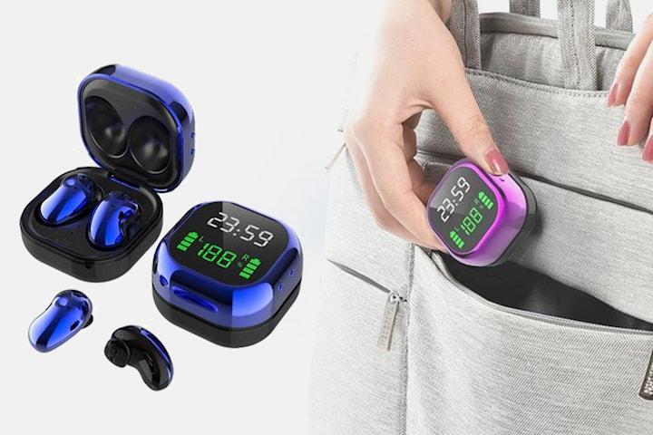 S6 Plus Bluetooth øretelefoner