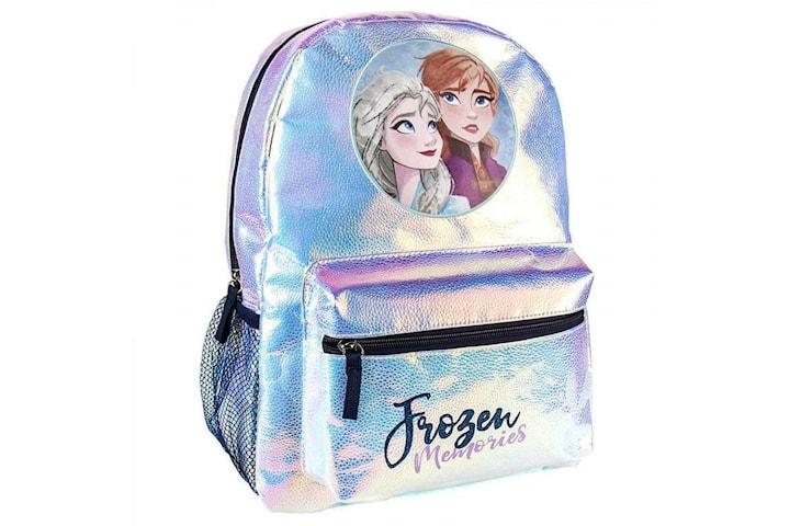 Frozen 2, Holografisk Ryggsäck - Elsa och Anna