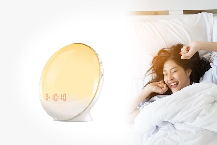 Väckarklocka wake-up light