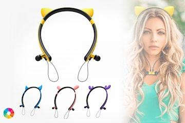 Bluetooth-headset med öron