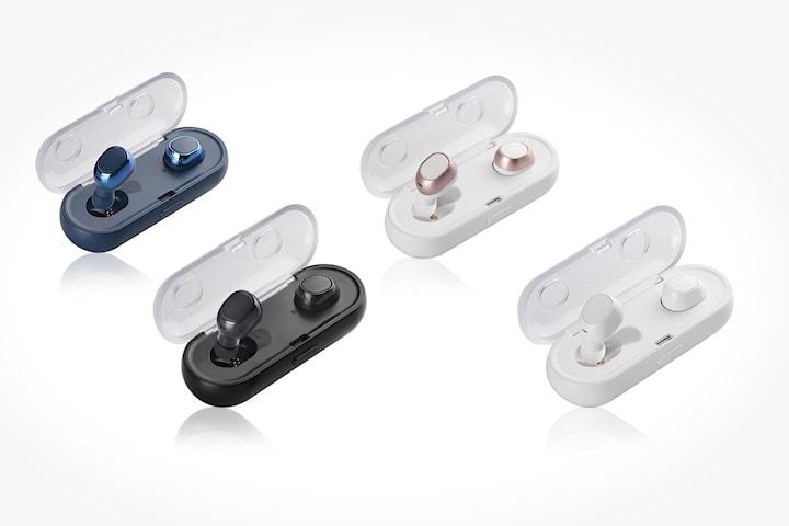 Trådlösa hörlurar med Bluetooth