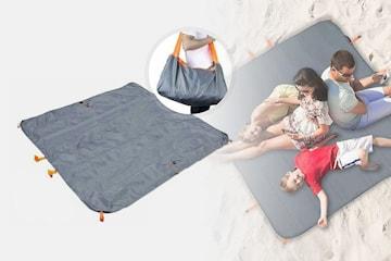 2-i-1 picknickfilt