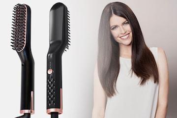 Rettebørste til hår og skjegg