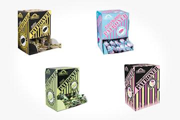 200-pack Patroner godteri