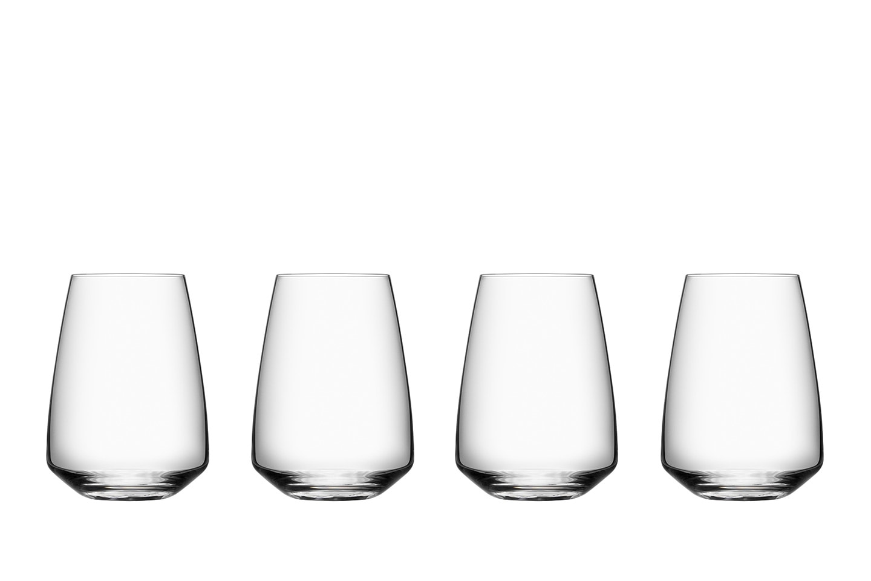 Orrefors Pulse glas 4-pack