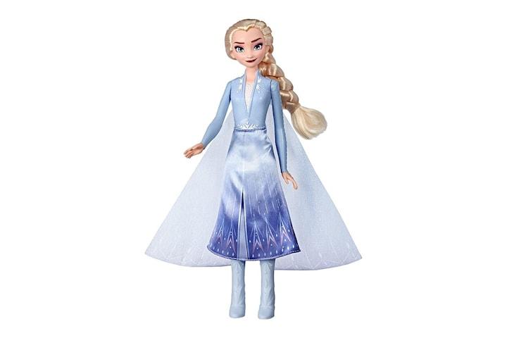 Frozen 2 / Frost 2,  Docka med lysande kläder - Elsa