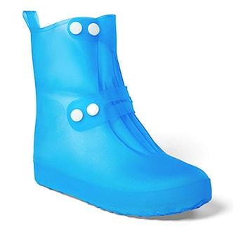 Blå, 38/39, Boots rain cover, Regnöverdrag till skor, ,