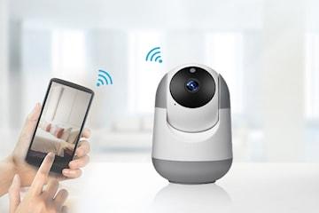 AJ3400 overvåkningskamera med Wifi
