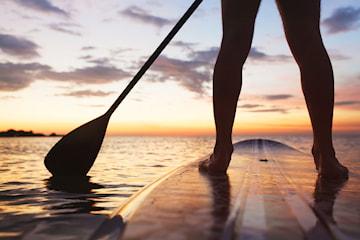 Stand Up Paddle hos Surfcenter i Askimsviken