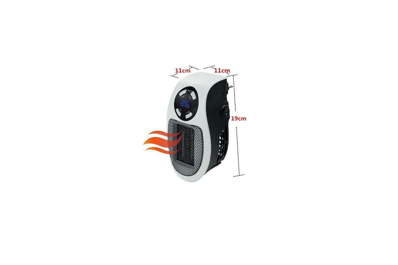 Portabel värmefläkt 500W