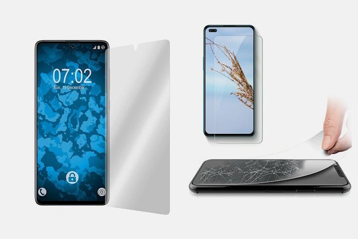 Oneplus skjermbeskytter for iPhone og Samsung 2-pakke