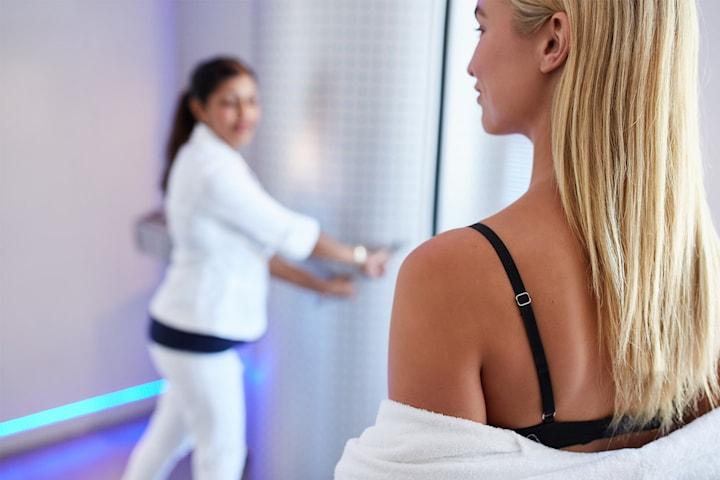 Cryo extreme fettfrysning hos Clinic Skinz i Kungsbacka