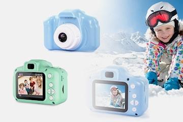 Digitalkamera for barn