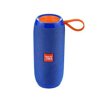 Blå, T&G 106 Wireless Bluetooth Speaker, Trådløs Bluetooth høyttaler fra T&G, ,