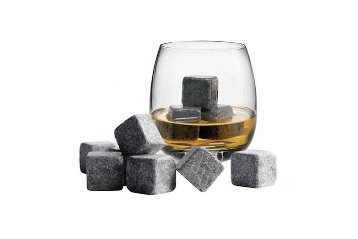9x Whiskystenar
