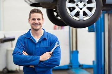 Originalservice hos Vinsta fordonsvård