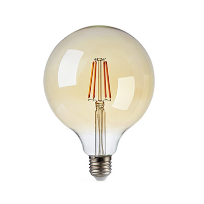 Transparent, Bulb, 1 st. glödlampa, ,  (1 av 1)
