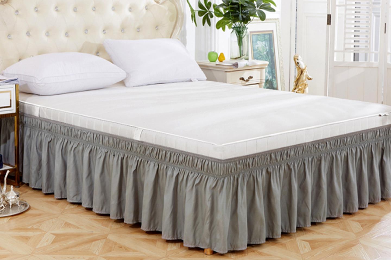 Rynkad sängkappa (1 av 7)