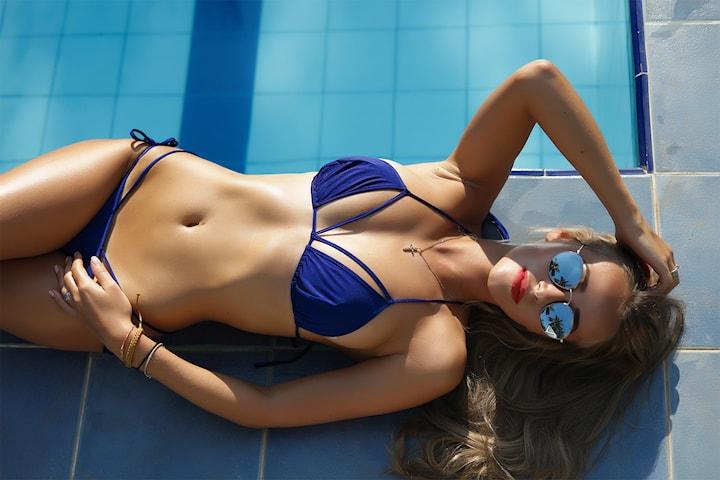 Brasiliansk voksing for dame hos Senses Spa - velg mellom hot wax eller sugaring