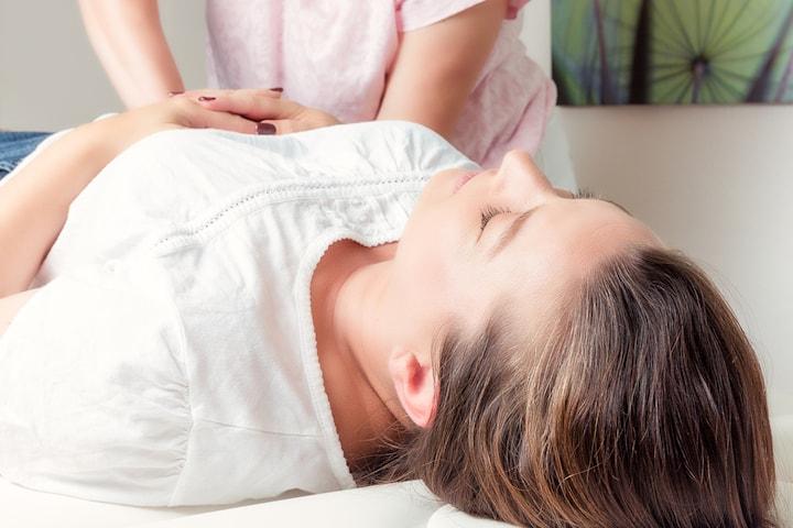 Kraniosakral behandling mot stress och ledvärk m.m.