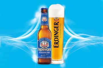 Erdinger alkoholfri öl 33 cl