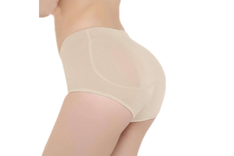 «Bootylicious» undertøy med silikonpads