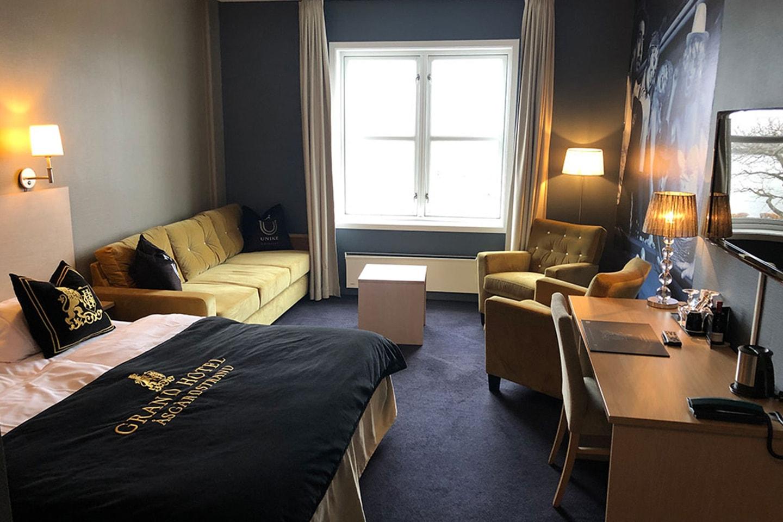 Grand Hotel Åsgårdstrand for en natt