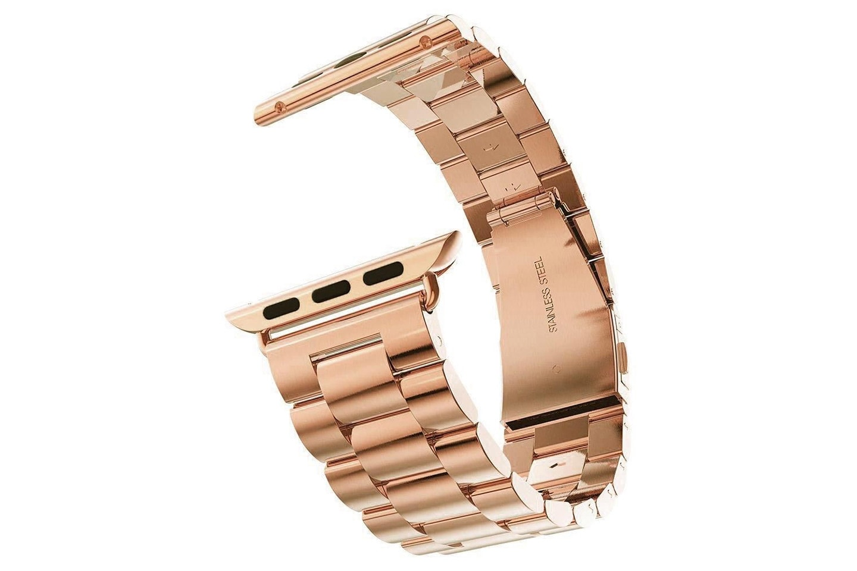 Rustfritt stålarmbånd til Apple Watch