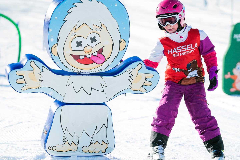 Boende Hassela Ski Resort på ski hotel eller i stuga, v. 8-9 (1 av 16)