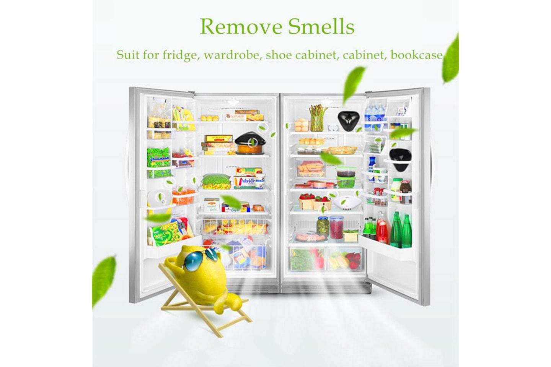 Luftrenser til kjøleskapet