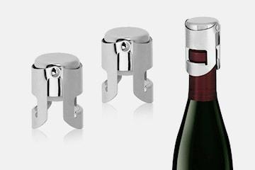 Korkar till vin- och champagneflaskor 2-4-pack