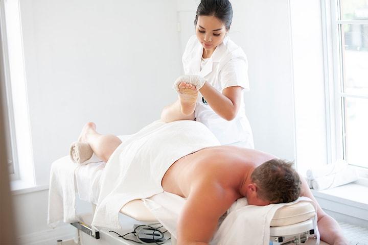 Soneterapi og massasjepakker hos United Medical