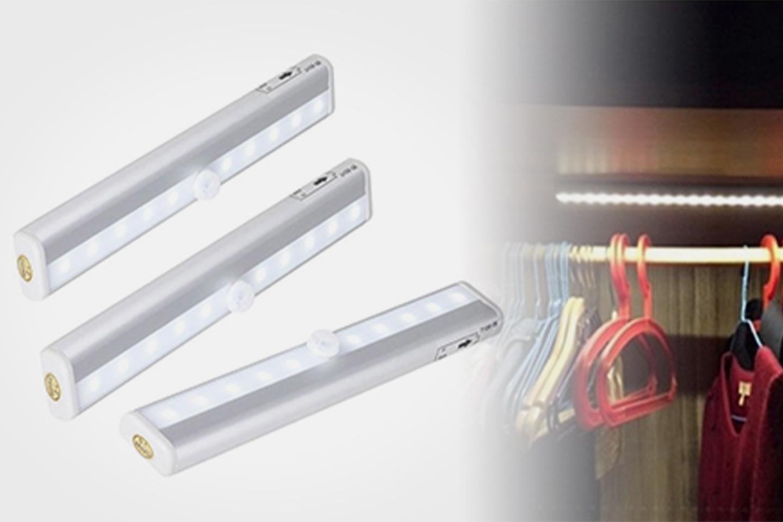 Batteridriven garderobslampa (1 av 7)