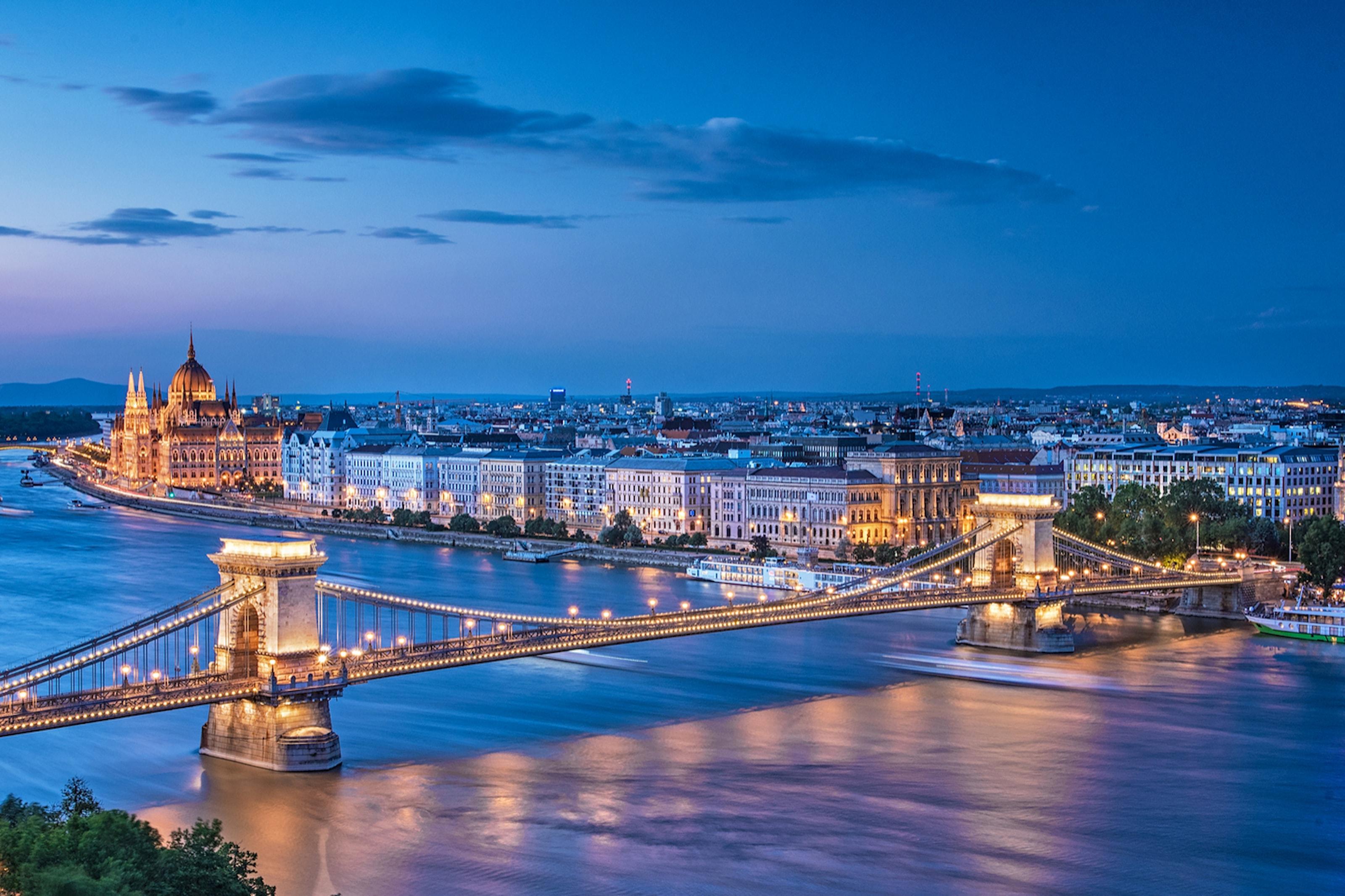 Spa-weekend i Budapest
