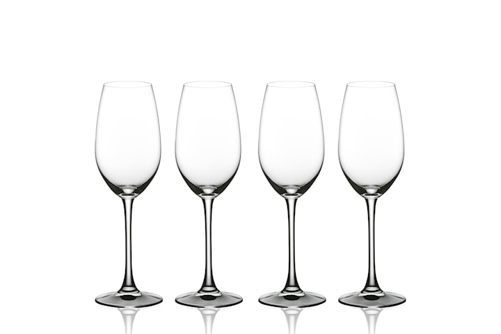 Nachtmann Vivino champagneglas 4-pack