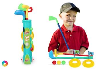 Golfsett til barn