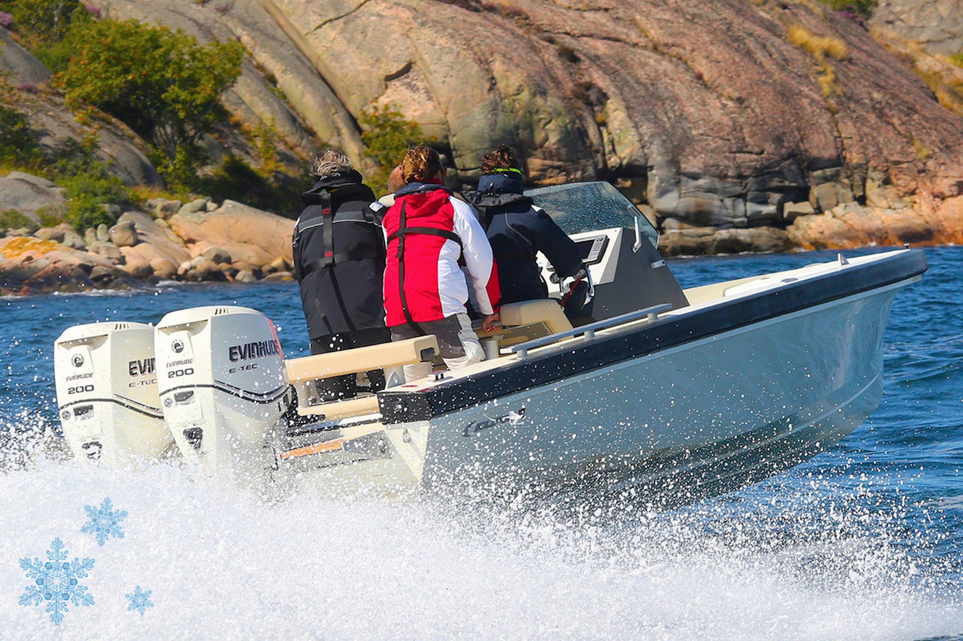 Intensivt båtførerkurs (gyldig ut 2019!)