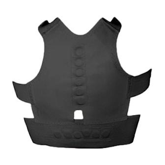 Svart, L, Back Brace Posture Corrector, Ryggstöd med magneter, ,