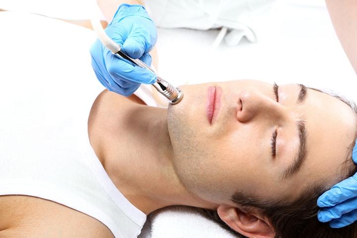 Medical ansiktsbehandling hos Skin.improvements by S