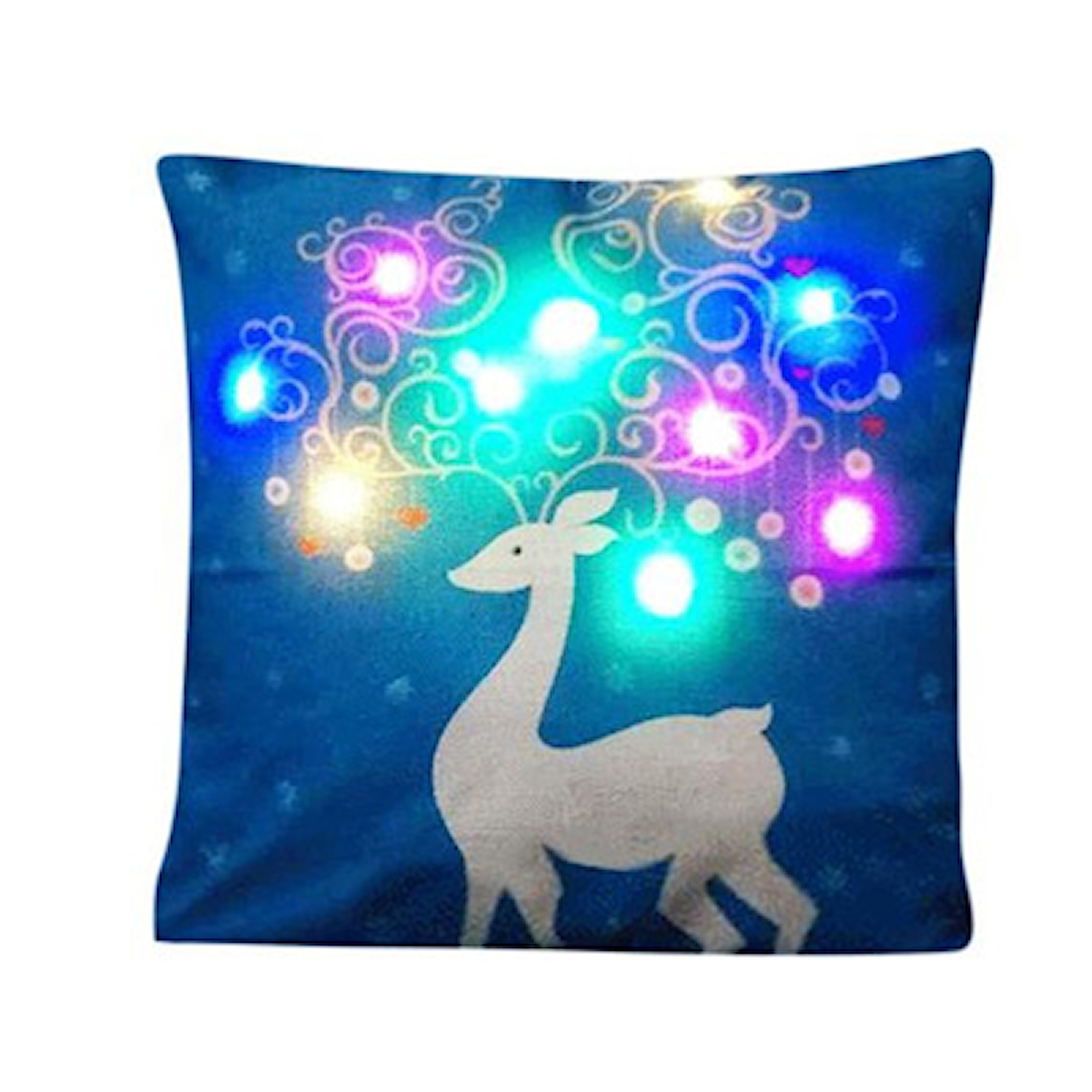 Blue Night Deer, 2-pcs, 2-pack, ,