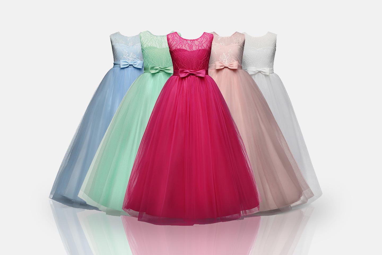 Ballkjole for alle prinsesser